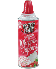 Wf Orig Whip Topping