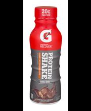 Gatorade Recover Protein Shake Peanut Butter Chocolate 11.16 ...
