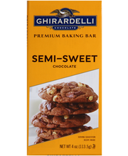 Ghirardelli® Chocolate Semi-Sweet Chocolate Premium Baking Ba...