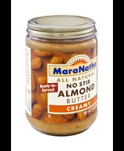 MaraNatha All Natural No Stir Creamy Almond Butter