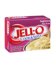 Jell-O® Tapioca Fat Free Cook & Serve Pudding & Pie Filling M...