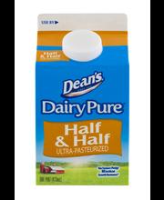 Dean's Dairy Pure Half & Half