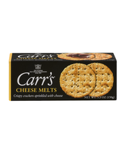 Carr's Cheese Melts Crispy Crackers