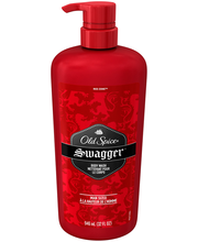 Red Zone Old Spice Red Zone Swagger Scent Men's Body Wash 32 ...