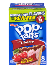 Pop-Tarts® Frosted Cherry Toaster Pastries 8 ct Box