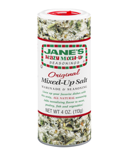 Jane's Krazy Mixed-Up Seasonings Mixed-Up Salt