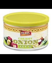 Herr's Creamy Onion Dip