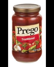 Prego® Traditional Italian Sauce, 14 oz.