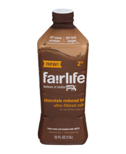 fa!rlife® Chocolate 2% Reduced Fat Ultra-Filtered Milk 52 fl....