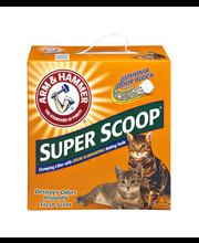Arm & Hammer™ Super Scoop™ Clumping Cat Litter 14 lb. Box