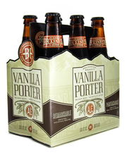 Breckenridge Brewery Vanilla Porter Beer 6-12 oz. Glass Bottles