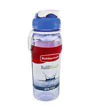 Rubbermaid RefillReuse Bottle Blue