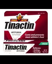 Tinactin® Antifungal 1% Tolnaftate Cream 0.5 oz. Box