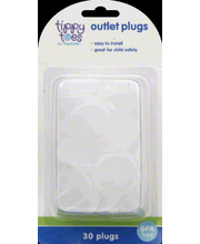 TIPPY TOES OUTLET PLUGS