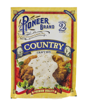Pioneer™ Brand Country Gravy Mix 2.75 oz. Packet