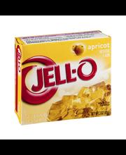 Jell-O® Apricot Gelatin Dessert Mix 3 oz. Box