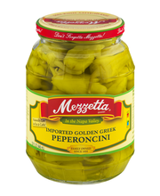 Mezzetta Imported Golden Greek Peperoncini