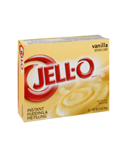 Jell-O® Vanilla Instant Pudding & Pie Filling Mix 5.1 oz. Box