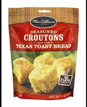 Mrs. Cubbison's® Seasoned Texas Toast Croutons 5 oz. Bag