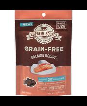 Supreme Source® Grain-Free Salmon Recipe Cat Treats 3 oz. Bag