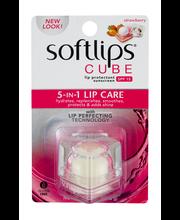 Softlips Cube 5-in-1 Lip Care Strawberry