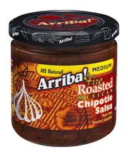 Arriba! Fire Roasted Mexican Chipotle Salsa Medium