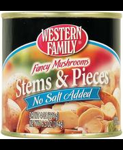 Wf Nslt Stem/Pieces Mushrooms