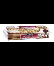 Sesmark Savory Rice Thins Original Snack Crackers