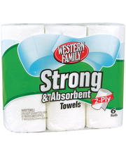 Wf Adv Pk White Towels
