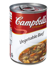 Campbell's® Condensed Vegetable Beef Soup 10.5 oz.