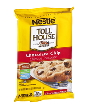 Nestle TOLL HOUSE Chocolate Chip Cookie Dough 16.5 oz. Bar