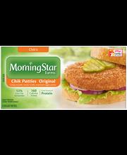 MorningStar Farms® Chik Patties® Original Veggie Patties 4 ct...