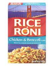 Rice-A-Roni® Chicken and Broccoli Rice Mix 4.9 oz. Box