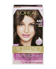 L'Oreal® Paris Excellence® Creme Triple Protection Color 4AR ...