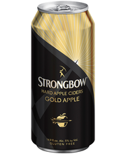 Strongbow® Gold Apple Hard Cider 4-14.9 fl. oz. Cans
