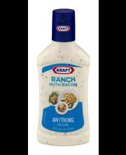 Kraft Ranch with Bacon Dressing 16 fl. oz. Bottle