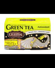 Celestial Seasonings Natural Antioxidant Green Tea Bags with ...