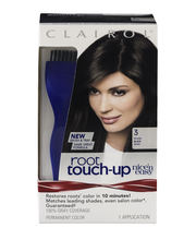 Root Touch-up Clairol Nice 'n Easy Root Touch-Up, 3 Black, Pe...