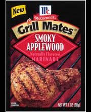 McCormick® Grill Mates® Smoky Applewood Marinade 1 oz. Packet
