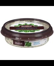 Stonemill® Kitchens Creamy Spinach Premium Dip 11 oz. Tub
