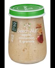 Beech-Nut Stage 2 Apple, Cinnamon & Granola