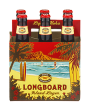 Kona Brewing Co.® Longboard® Island Lager® 6-12 fl. oz. Bottles