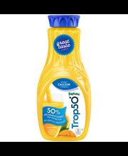 Tropicana® Trop50® No Pulp Orange Juice with Calcium & Vitami...