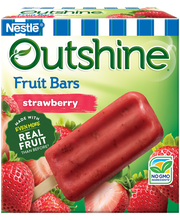 OUTSHINE Strawberry Fruit Bars 6 ct Box