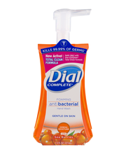 Dial Complete® Omega Moisture Foaming Antibacterial Hand Wash...