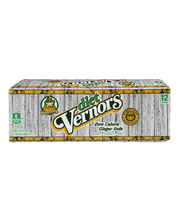 Diet Vernors Ginger Soda, 12 Fl Oz Cans, 12 Pack