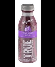 True Organic™ Wild Berry Blend™ 100% Juice Smoothie 12 fl. oz...