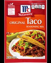 McCormick® Taco Seasoning, 1 oz. Packet