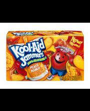 Kool-Aid Jammers Peach Mango Flavored Drink 10-6 fl. oz. Pouches