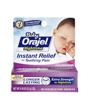 Baby Nighttime Orajel® Oral Pain Reliever for Teething 0.18 o...